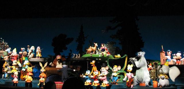 Disney Extinct Attractions: Mickey Mouse Revue