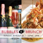 Morimoto Asia Hosting Bubbles & Brunch Event