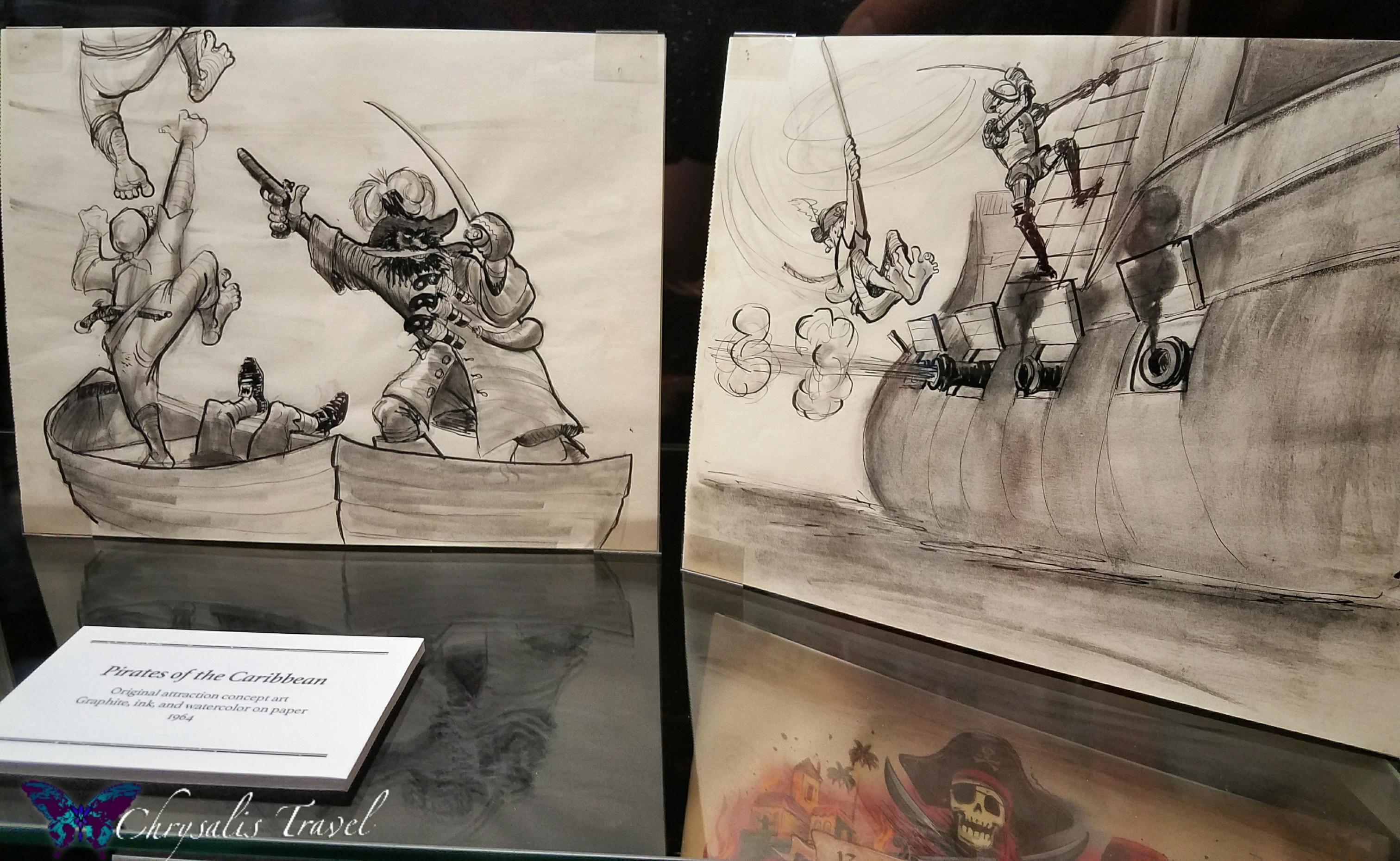 Yo Ho Celebrating Over 50 Years Of Disney Pirates At D23 Expo Tall Ship Diagram Nautical History Ships Pinterest Walt