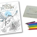The Percy Jackson Coloring Book Contest
