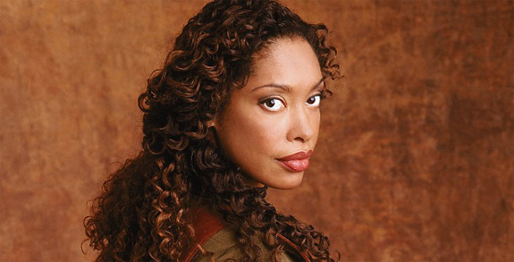 Gina Torres Replacing Gary Sinise in Mission: Space Preshow