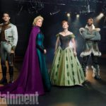 EW Debuts Frozen on Broadway Costumes