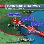 ABC News Announces Hurricane Harvey Coverage