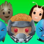 Guardians of the Galaxy Vol 2 Gets Emoji Treatment
