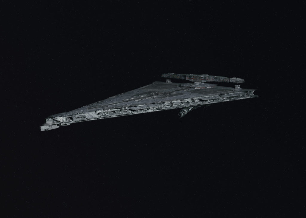 'Last Jedi' reveals two new vehicles from upcoming film
