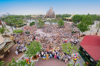Shanghai Disney Resort Named China's Best Employer