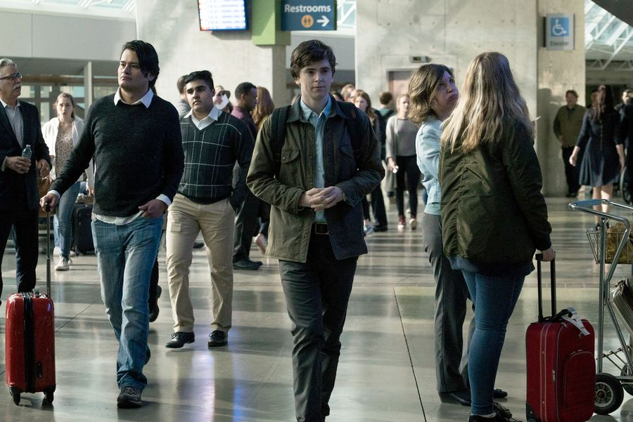 """TV Review: ABC's """"The Good Doctor"""""""