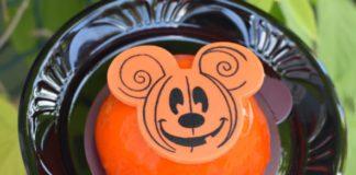 Pumpkin Cheesecake Dome