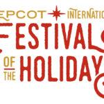 Epcot International Festival of the Holidays Starting November 19