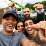 Filming Begins on Disney's Live-Action Aladdin Starring Will Smith