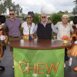 The Chew Announces Content for Epcot Episodes