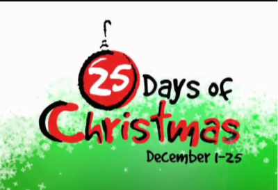 the disneyabc television group is expanding the 25 days of christmas brand across all of their channels abc freeform disney channel disney xd and - Abc 25 Days Of Christmas