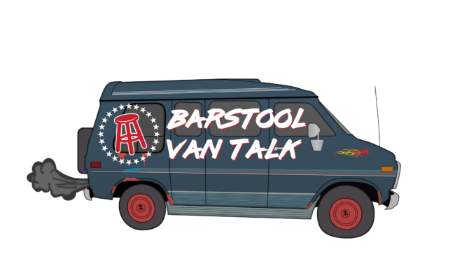ESPN Dropped Barstool Van Talk after One Episode