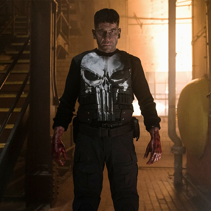 Punisher Panel Pulled from New York Comic Con