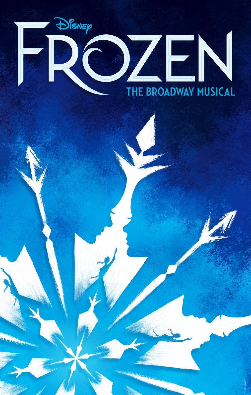 Disney's Frozen Breaks House Record in Opening Week on Broadway