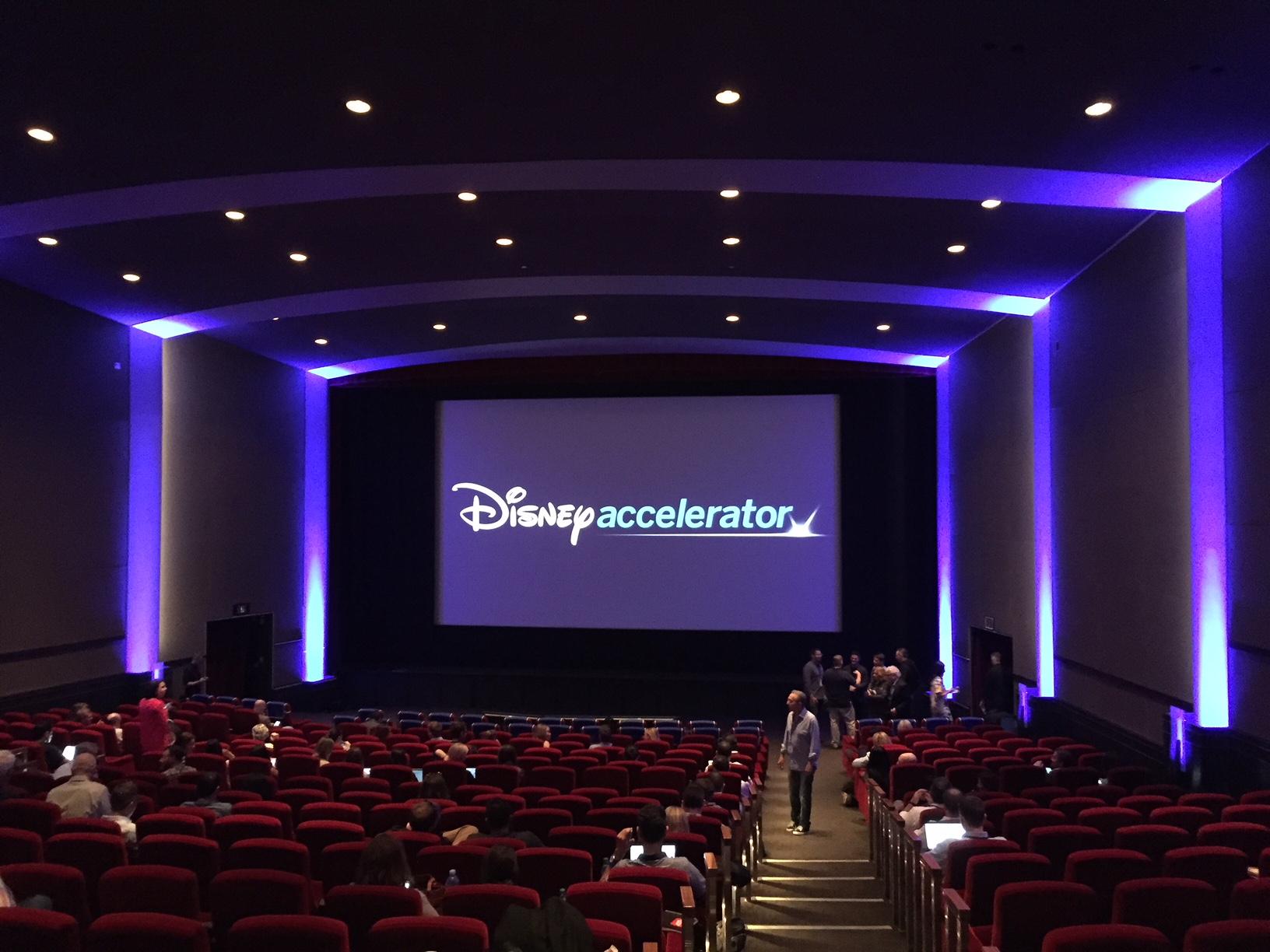 Disney Accelerator Demo Day 2017