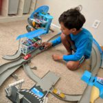 "Toy Review: Mattel's ""Cars 3"" Florida Speedway and Garage"