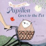 Children's Book Review: The Very Fluffy Kitty Papillon Goes to the Vet