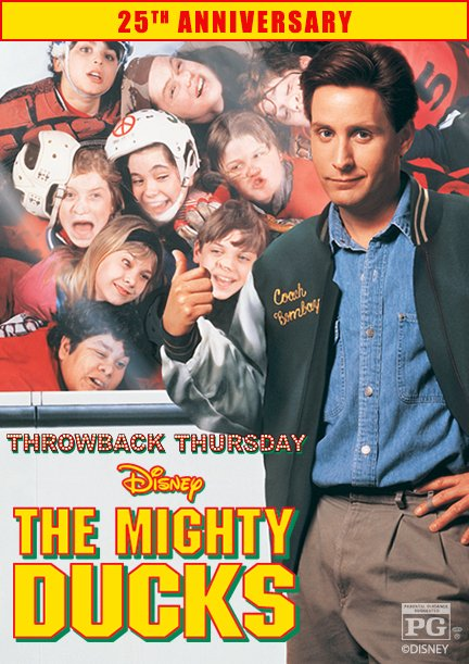 El Capitan Theatre Screening of The Mighty Ducks to Feature Original Cast Members