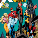 Excaliber Returns in X-Men Gold Annual