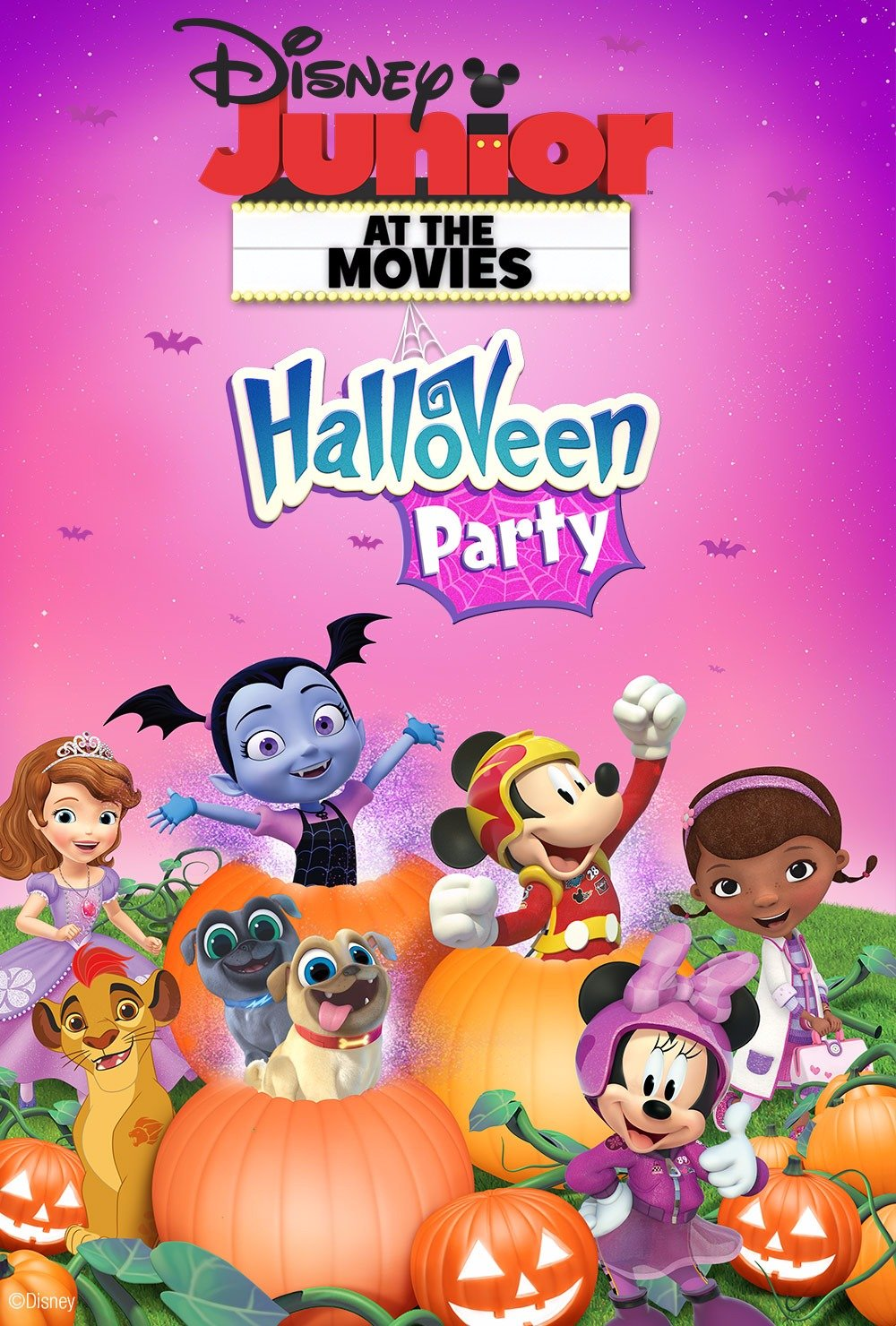 Event Review: Disney Junior at the Movies - HalloVeen Party!