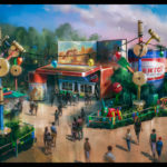 Woody's Lunch Box Revealed as Food Location in Toy Story Land