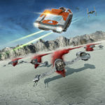 Disney Teases Another Star Tours Announcement While Revealing Crait Concept Art