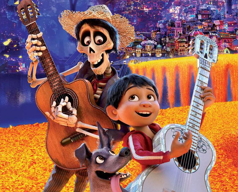 """Disney Twenty-Three Winter 2017 Issue to Feature Pixar's """"Coco"""""""