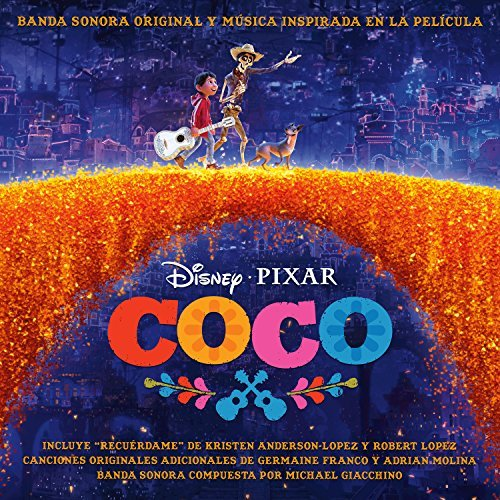 "Soundtrack Review: ""Coco"""