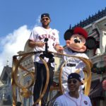 Houston Astros Victory Parade at Magic Kingdom