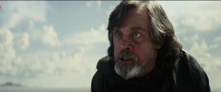 """Temptation Grows Stronger in New """"Last Jedi"""" Spot"""