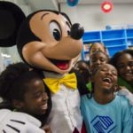 Walt Disney World Donates $1.1 Million to Boys & Girls Club