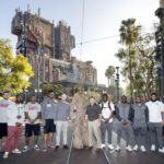 Oklahoma and Georgia Football Teams Visit Disneyland Resort Ahead of Rose Bowl Game