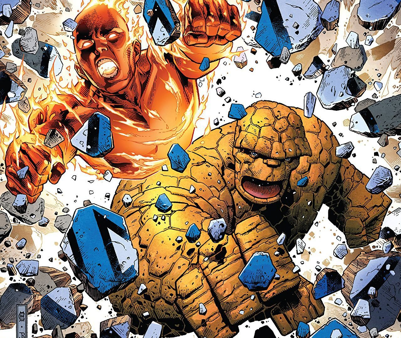 """Comic Review: """"Marvel 2-In-One #1"""""""