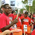 Disney World Union Members Reject Contract Offer