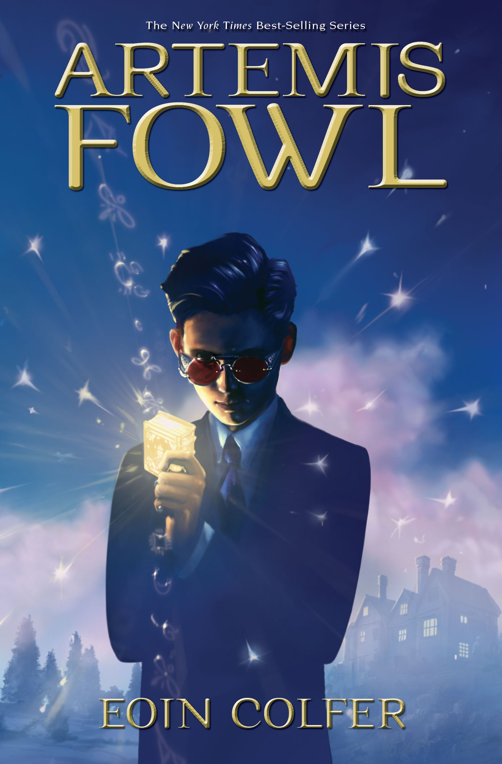 "Disney Announces Casting for ""Artemis Fowl"" Movie"
