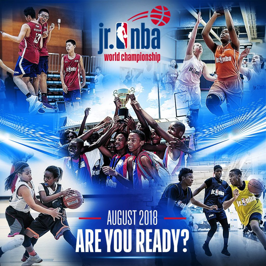 Junior NBA World Championship set for 2018