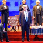 President Trump Audio-Animatronic Debuts, Internet Reacts with Memes