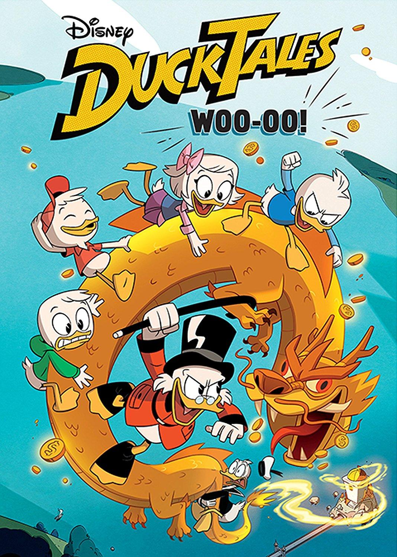 DVD Review - Ducktales: Woo-oo!