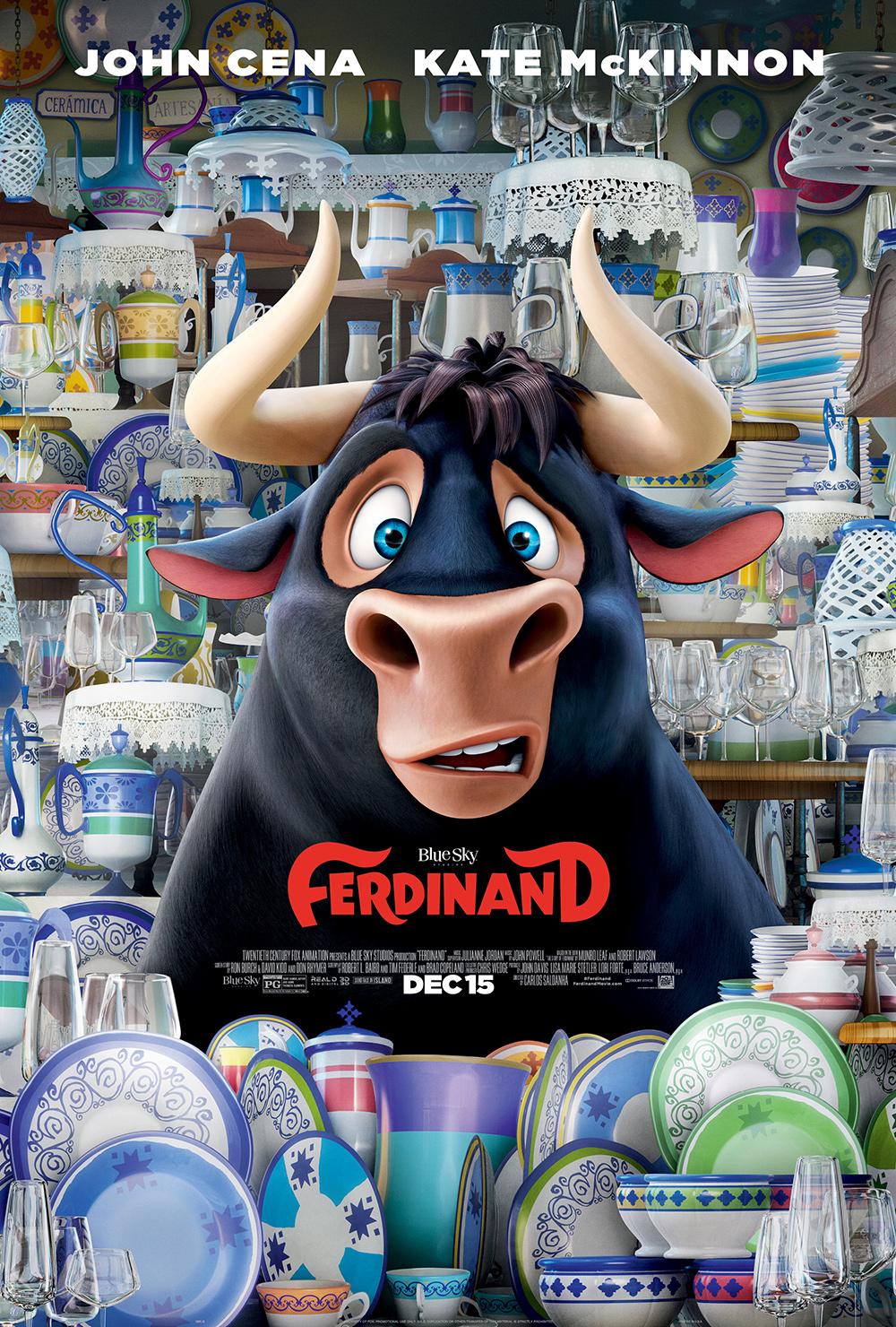 Fox Film Review: Ferdinand