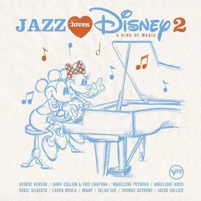 Album Review: Jazz Loves Disney 2 - LaughingPlace com