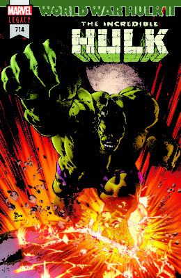 Marvel Announces World War Hulk II