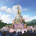 New Details for Hong Kong Disneyland Castle Makeover Released