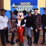 Five Students Surprised with Selection to Disney Dreamers Academy on GMA