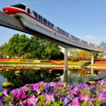 Guest-Shot Video Shows Walt Disney World Monorail in Motion with Doors Open