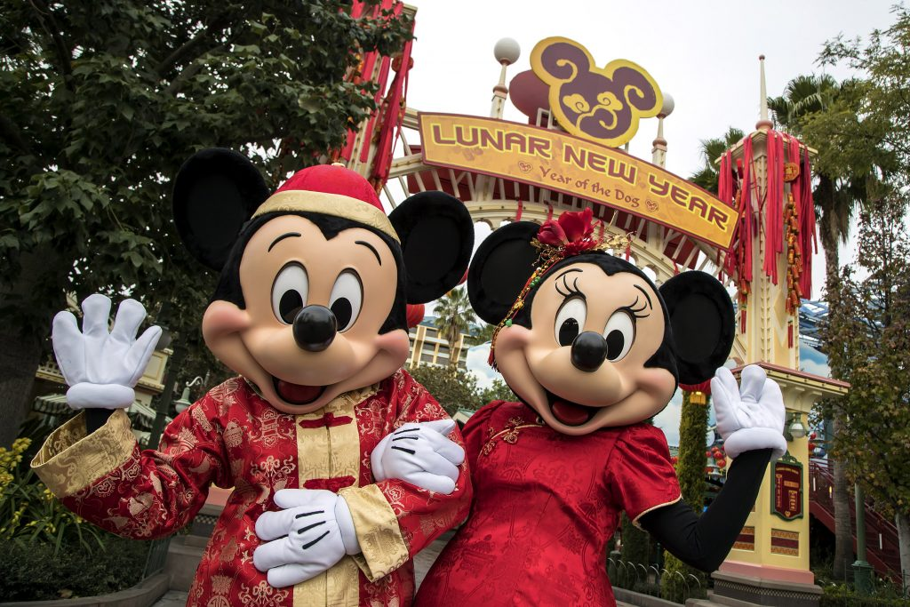 LIVE BLOG: Lunar New Year Begins at Disneyland Resort