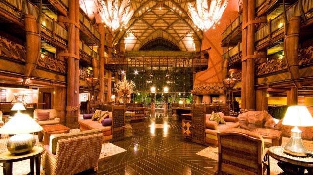 Walt Disney World to Test Cashless Transactions at Animal Kingdom Lodge
