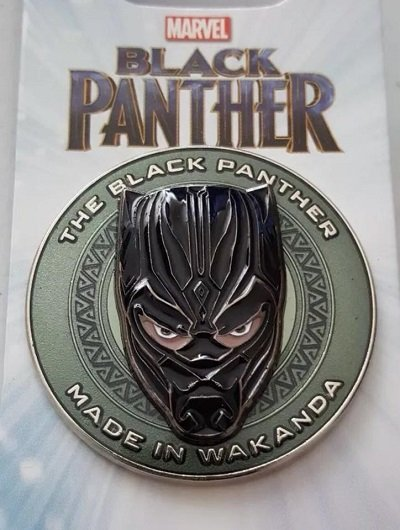 Disney Parks Black Panther Pin Causes Controversy Due to Lighting Issues