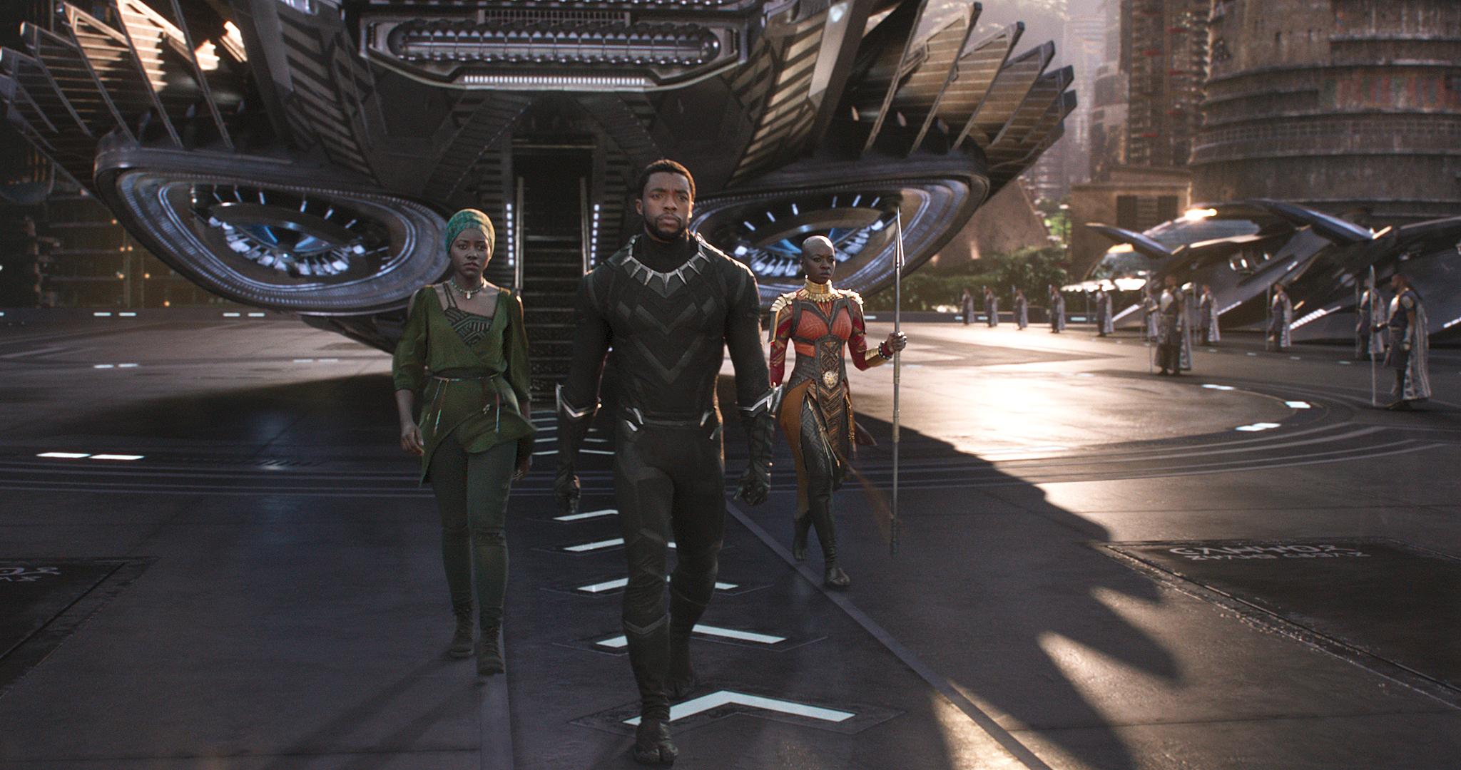 LIVE BLOG: Black Panther World Premiere