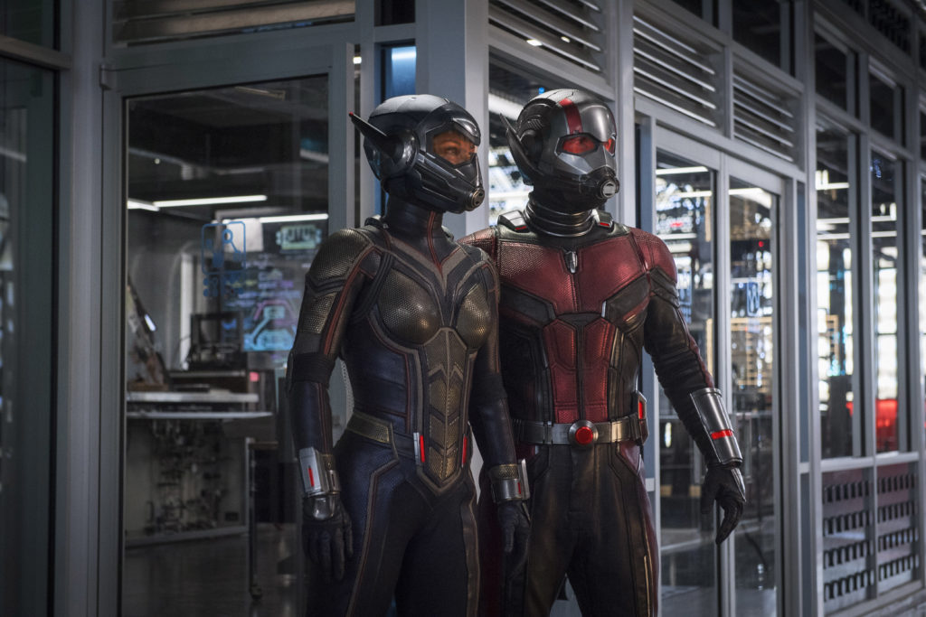 Ant-Man and the Wasp Tickets